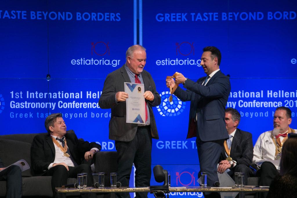 GREEK TASTE BEYOND BORDERS (979)